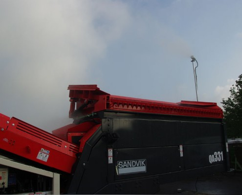 IAG Düsenkopf DK im Einsatz