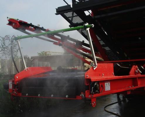 IAG Düsenleitungssystem DLS im Einsatz
